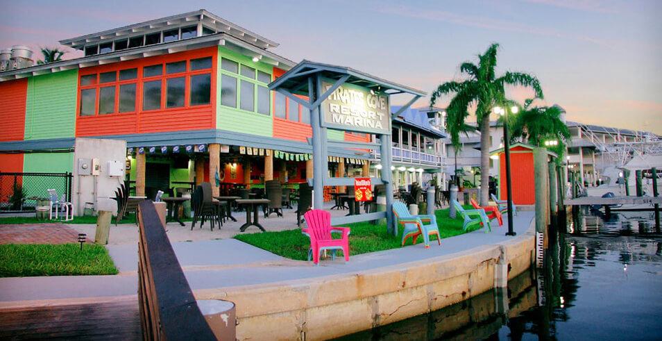 Pirates Cove Restaurant Stuart Fl