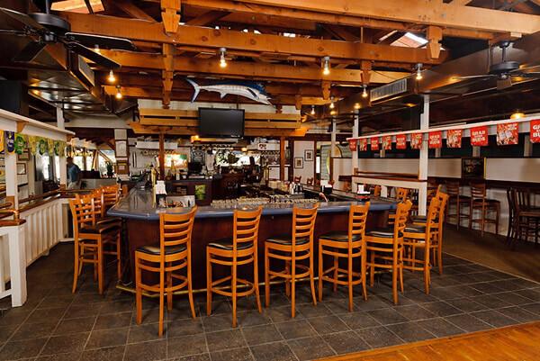 The Deck Restaurant Menu Stuart Fl
